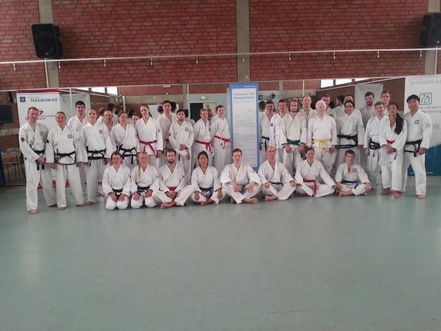 3. Taekwon-Do Hyong Seminar | 30. / 31. August 2014 | Hamburg
