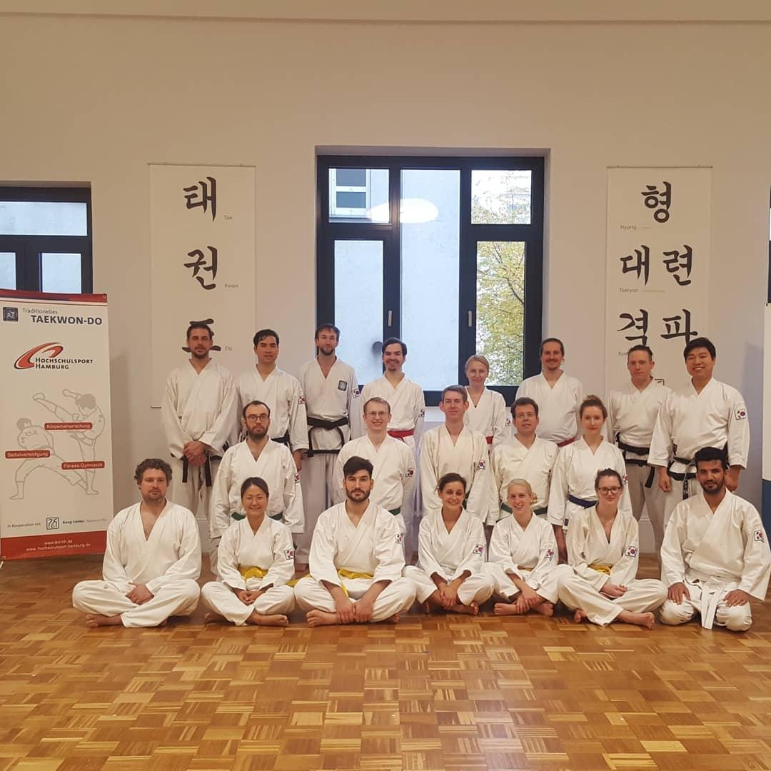 6. Taekwon-Do Hyong Seminar | 02. – 04. November 2018 | Hamburg