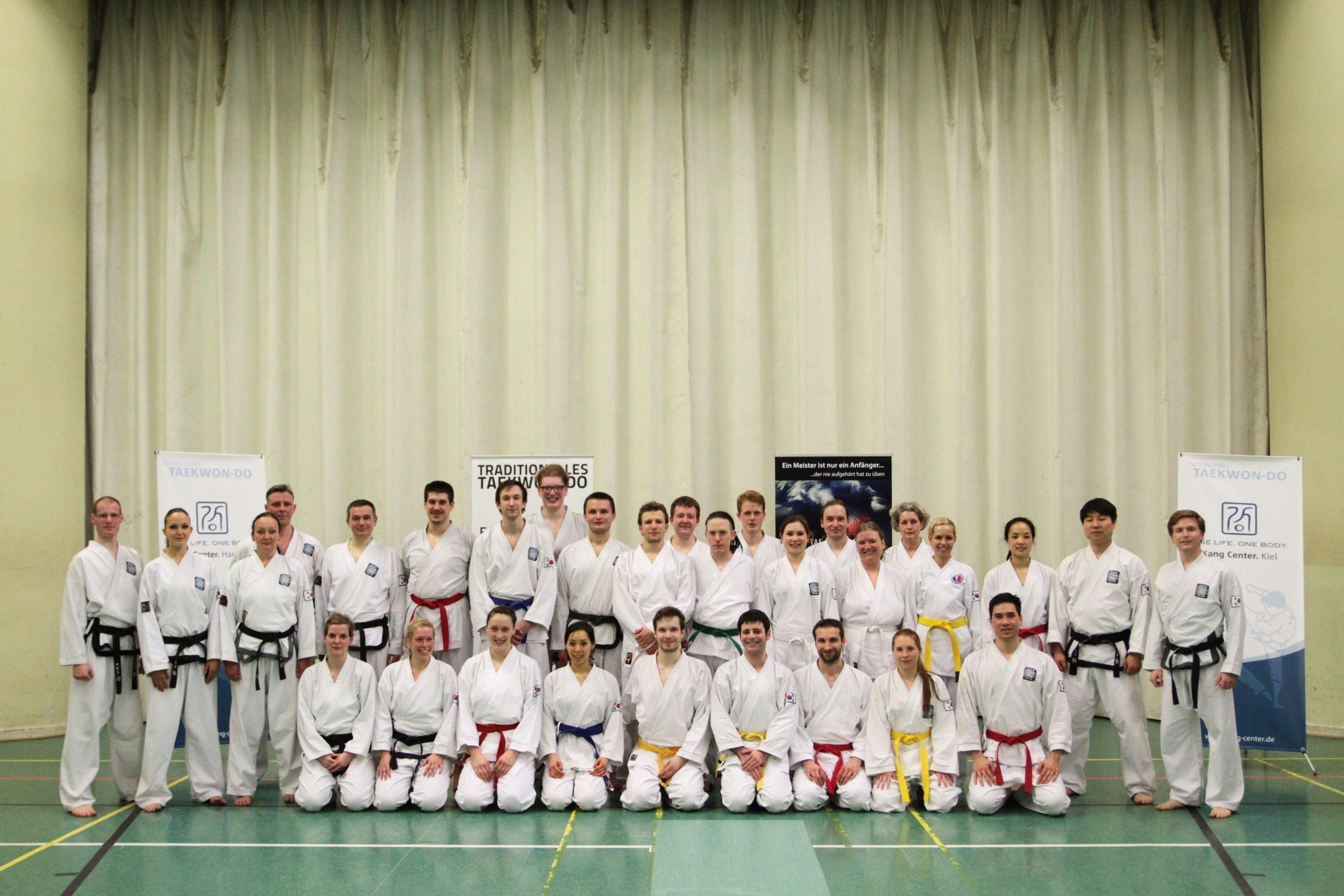 1. Taekwon-Do Hyong Seminar | 12. / 13. April 2014 | Berlin