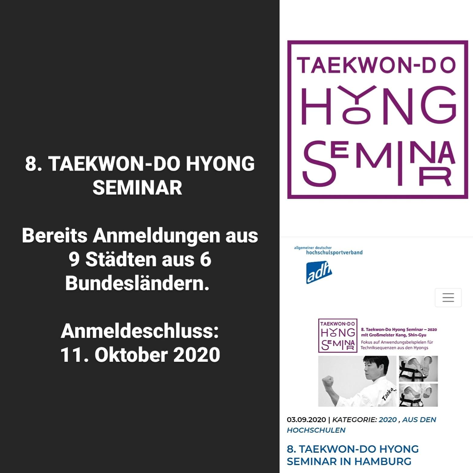 Anmeldung läuft noch bis 11. Oktober