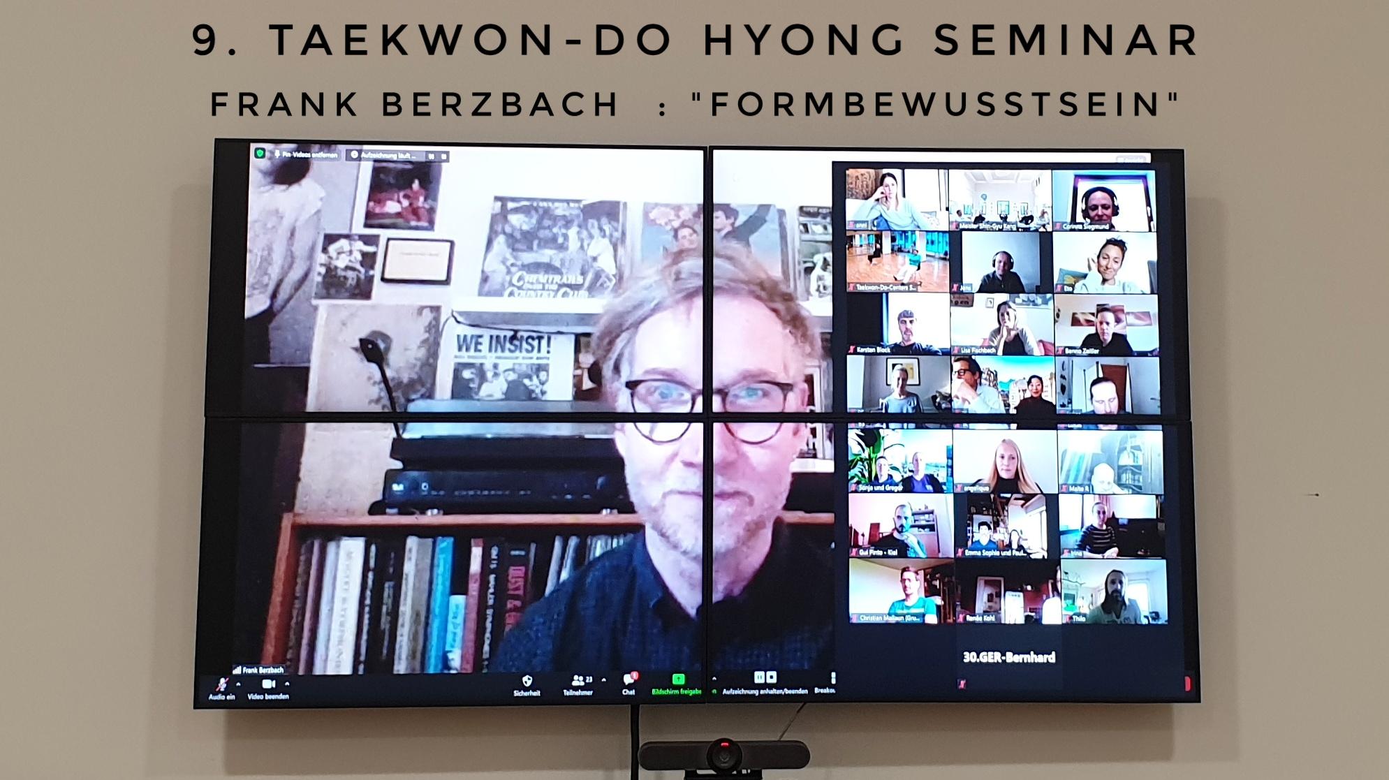 Feedbacks zum 9. Taekwon-Do Hyong Seminar